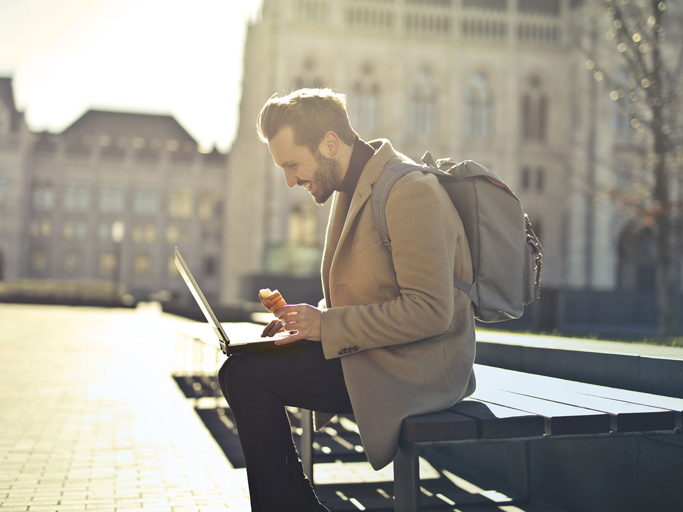 How remote working can benefit businesses